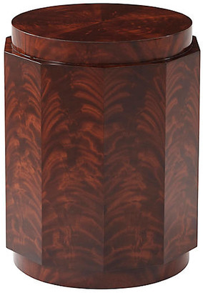 Ralph Lauren Home Perrin Side Table - Penthouse Mahogany