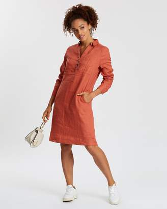 Sportscraft Chloe Linen Dress