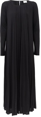 MAX MARA LEISURE Dolores Maxi Dress - Womens - Black