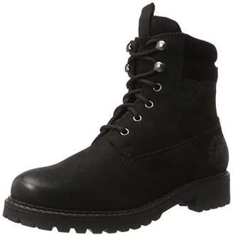 S'Oliver Women's 25204 Combat Boots, Pink (Lt Rose)