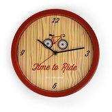 Kikkerland Wall Clock, Bike