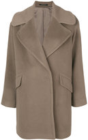 Tagliatore boxy-fit coat