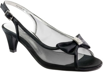 David Tate Slingback Evening Sandals - Foxy