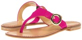 Nine West Fanciful (Pink Leather) - Footwear