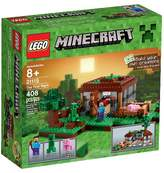 Lego ; Minecraft Creative Adventures The First Night 21115
