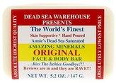Dead Sea Warehouse - Amazing Minerals Original Face & Body Soap Bar, A Skin Soothing Dead Sea Salt Soap Formulation, 5.2 Ounces