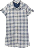 Lucky Brand Bree Plaid Shirt Dress (Little Girls)