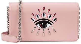 Kenzo Kontact Eye Leather Wallet-on-chain