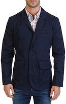 Nautica Zip-Front Blazer
