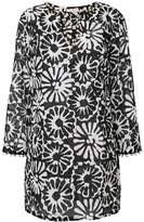 Tory Burch Pomelo floral beach tunic