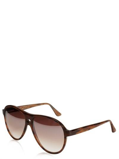 Ralph Vaessen Horn Structure Sunglasses