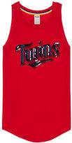 PINK Minnesota Twins Bling Rib Neck Tank