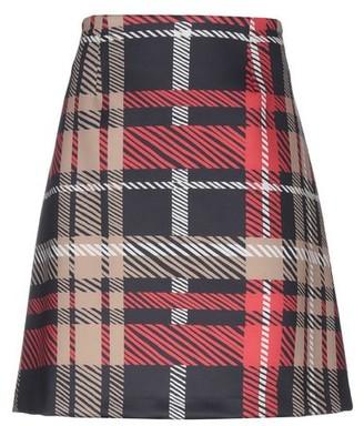 1 One 1-ONE Knee length skirt