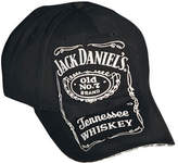 Jack Daniels Men's Jack Daniel's JD77-68 - Black Baseball Caps