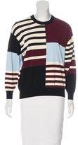 J Brand Marino Printed Sweater