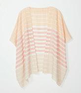 LOFT Striped Kimono