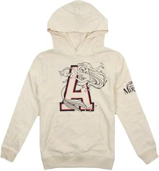 Disney Girls' Initial Sweatshirt