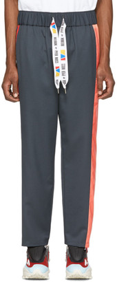 Reebok by Pyer Moss Grey Collection 3 Elasticized Lounge Pants