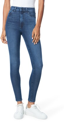 Joe's Jeans The Favorite Daughter Sara High Waist Skinny Jeans