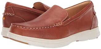 Samuel Hubbard Blue Skies (Driftwood Blue) Men's Shoes