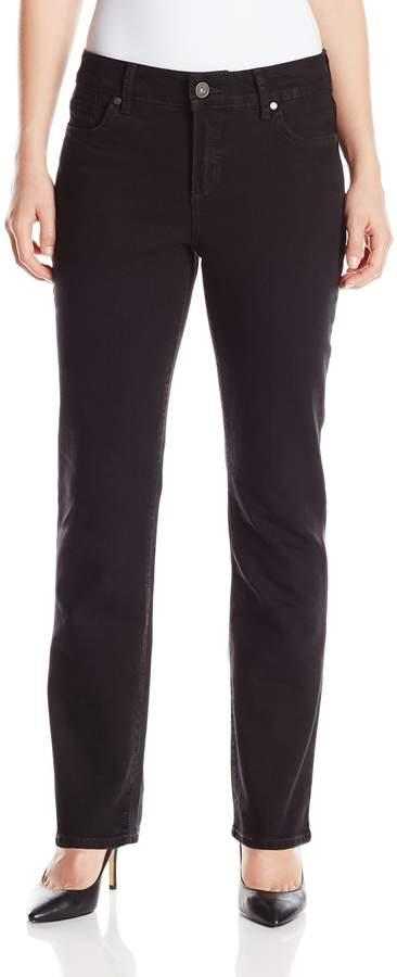 Bandolino Women's Petite Mandie 5 Pocket Jean-Short Length
