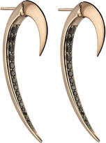 Shaun Leane Tusk rose gold earrings