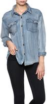 MinkPink Rodeo Denim Shirt