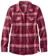 L.L. Bean L.L.Bean Whisper Lodge Flannel Shirt