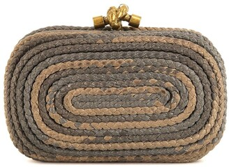 Bottega Veneta Pre-Owned Knot clutch
