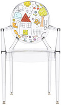 Kartell Children's Lou Lou Ghost Chair - Sketch