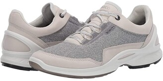 Ecco Sport Sport Biom Fjuel Lace (Shadow White) Women's Shoes