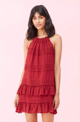 Rebecca Taylor La Vie Celia Check Dress