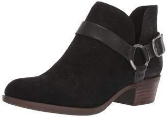 Lucky Brand Women's BERNAEH Ankle Boot
