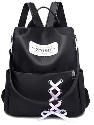Kadell Anti-Theft Women Waterproof Backpack School Shoulder Bag Girl Travel Handbag Hot