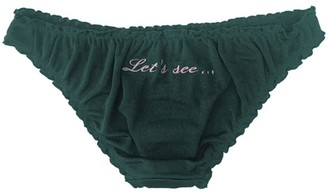 Chitè Lover Knickers With Embroidery Let'S See