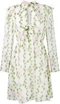 Giambattista Valli floral print dress - women - Silk/Cotton/Viscose - 46