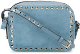 Valentino rockstud cross body bag - women - Leather/Suede/metal - One Size