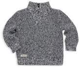 Ralph Lauren Toddler's, Little Boy's & Boy's Marled Pullover Sweater