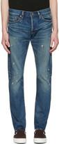 Simon Miller Indigo Mito Jeans