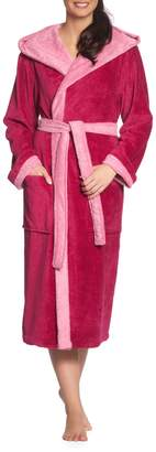 Vossen Hooded Poppy Robe