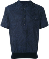 Giorgio Armani printed shirt - men - Cotton - 39