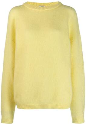 Acne Studios fluffy sweater
