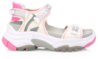 Ash Adapt Chunky Sport Sandals