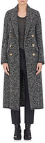 Isabel Marant Women's Overton Cotton-Blend Double-Breasted Coat