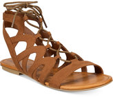 American Rag Marlie Lace-Up Sandals, Only at Macy's
