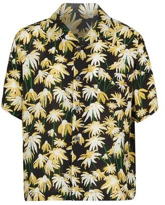 Loewe Daisy short-sleeved shirt