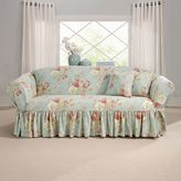 Sure Fit Waverly Ballad Bouquet Sofa Slipcover