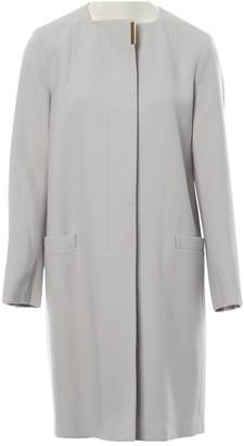 Gucci Grey Coat for Women