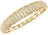 Effy D'ORO by Diamond Bangle Bracelet (3-3/8 ct. t.w.) in 14k Gold