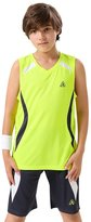 XiaoYouYu Big Boy's Contrast Color Muscle Top Short Set US Size 12